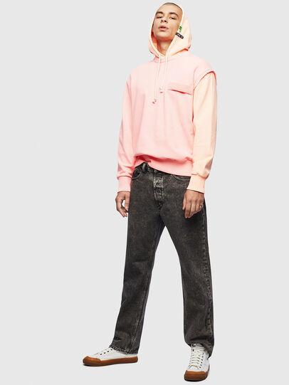 Diesel - S-CRAZY, Rosa - Sweatshirts - Image 7