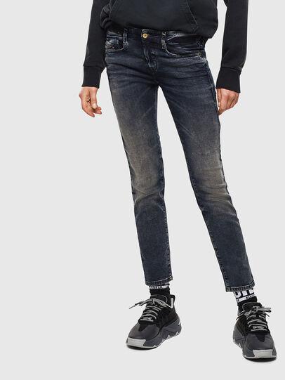 Diesel - D-Ollies JoggJeans 069GD, Dunkelblau - Jeans - Image 1