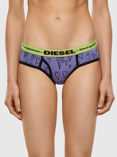 Diesel - UFPN-OXY-THREEPACK, Grün/Schwarz - Panties - Image 2