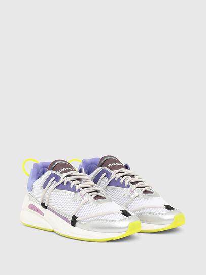 Diesel - S-SERENDIPITY LC EVO, Blu Chiaro - Sneakers - Image 2