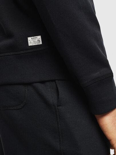 Diesel - UMLT-WILLY, Schwarz - Sweatshirts - Image 5