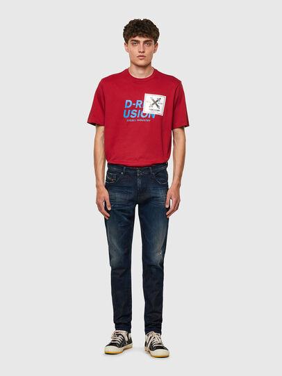 Diesel - D-Strukt JoggJeans® 09B50, Dunkelblau - Jeans - Image 5