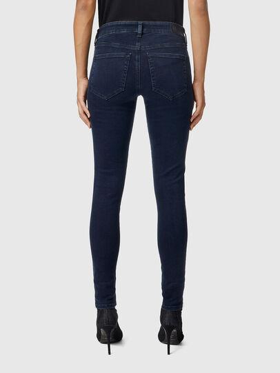 Diesel - Slandy 009PV, Blu Scuro - Jeans - Image 2