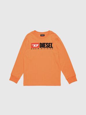 TJUSTDIVISION ML, Orange - T-Shirts und Tops