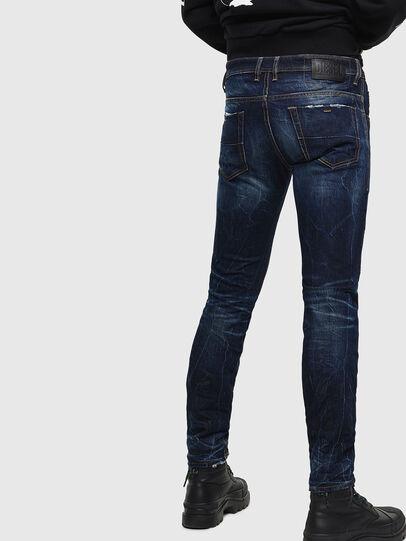 Diesel - Thommer 0097H, Dunkelblau - Jeans - Image 2