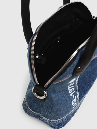 Diesel - PYANIGA M, Jeansblau - Satchel Bags und Handtaschen - Image 5