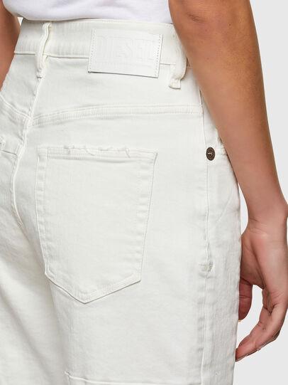 Diesel - D-Reggy 009UL, Blanc - Jeans - Image 4