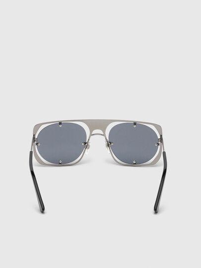 Diesel - DL0305, Grau/Schwarz - Sonnenbrille - Image 4