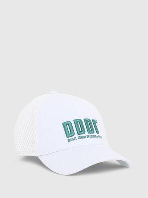 C-DDDR, Weiß - Hüte