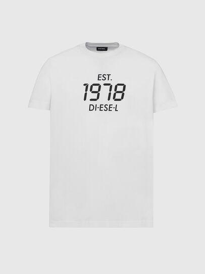 Diesel - T-DIEGOS-X42, Weiß - T-Shirts - Image 1