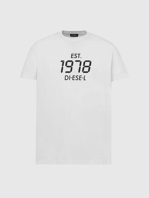 T-DIEGOS-X42, Weiß - T-Shirts