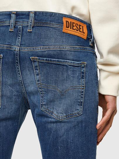 Diesel - Sleenker 009PK, Bleu moyen - Jeans - Image 3