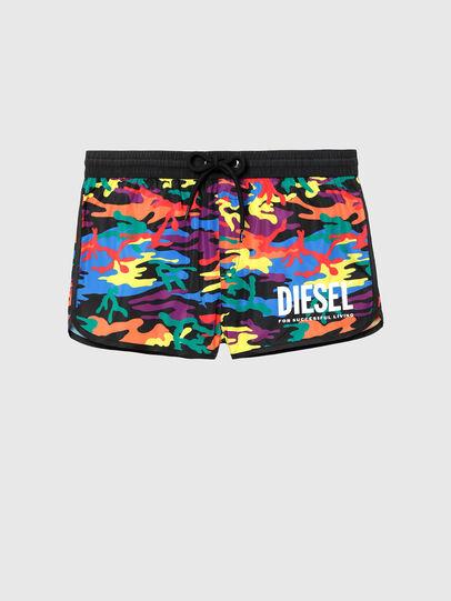 Diesel - BMBX-REEF-28, Multicolore - Boxers de bain - Image 4