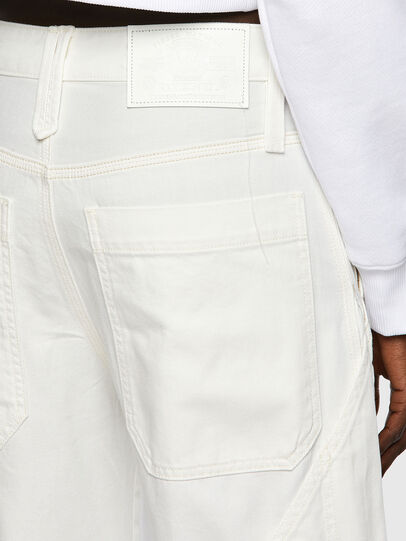Diesel - D-Laly 0HDAI, Bianco - Jeans - Image 3