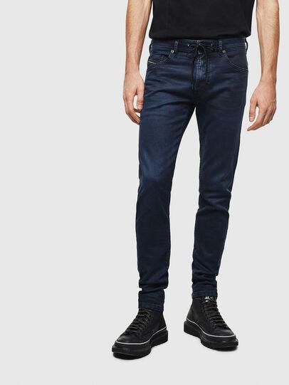 Diesel - Thommer JoggJeans 069MG, Dunkelblau - Jeans - Image 1