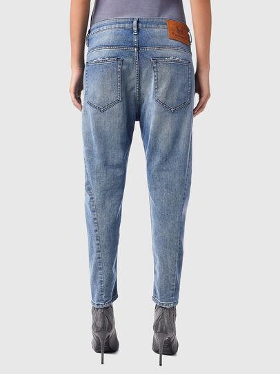 Diesel - Fayza 09B16, Blu Chiaro - Jeans - Image 2