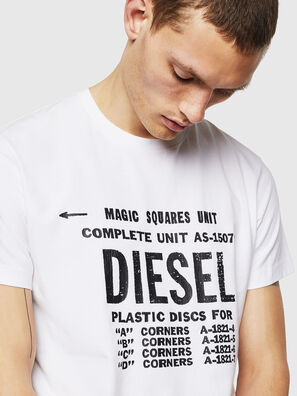 T-DIEGO-B6, Weiß - T-Shirts