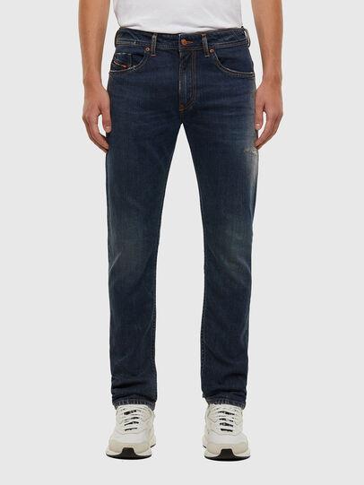 Diesel - Thommer 009KF, Mittelblau - Jeans - Image 1