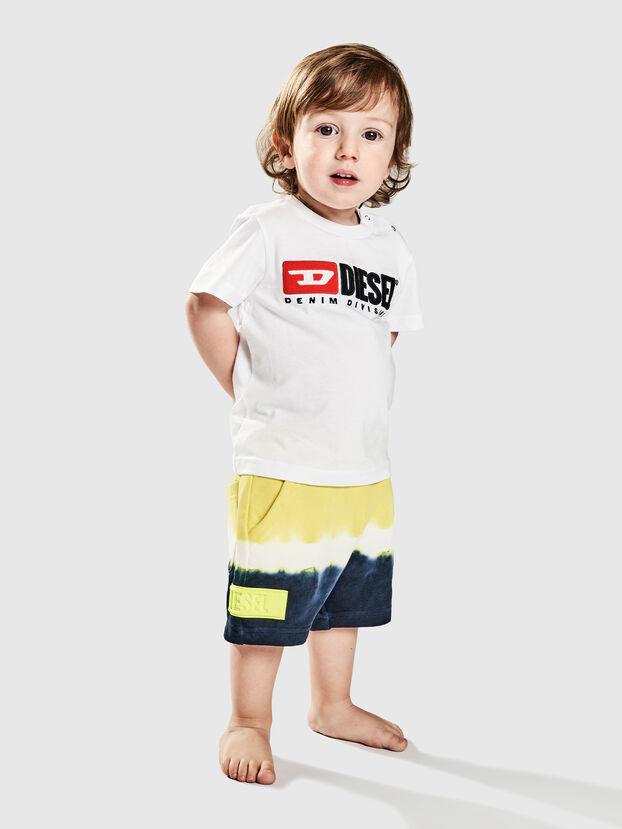 TJUSTDIVISIONB, Weiß - T-Shirts und Tops