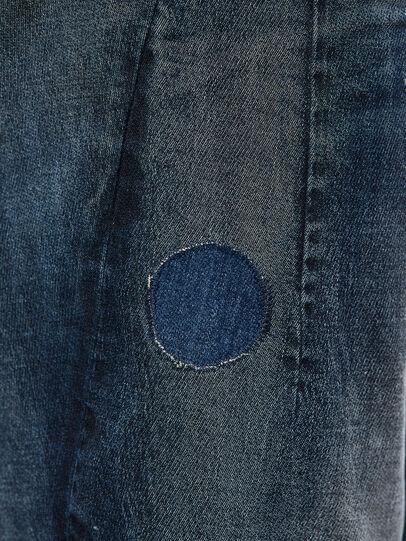 Diesel - FAYZA JoggJeans® 069PD, Dunkelblau - Jeans - Image 5