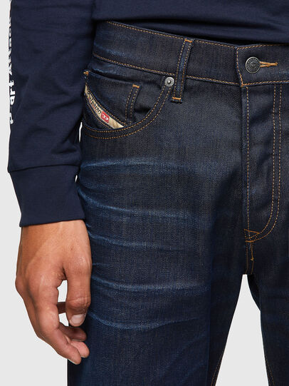Diesel - D-Fining 09A45, Blu Scuro - Jeans - Image 4