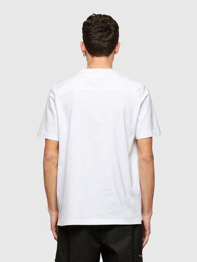 Diesel - T-WORKAN, Blanc - T-Shirts - Image 2