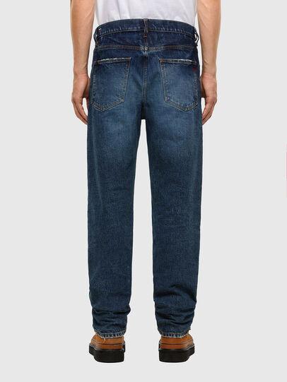 Diesel - D-Macs 0079P, Bleu Foncé - Jeans - Image 2