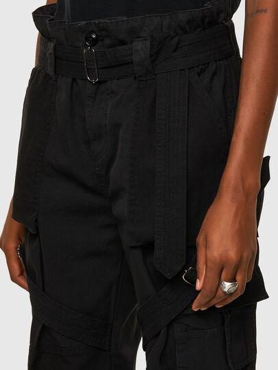 Diesel - P-FEDRA-A, Noir - Pantalons - Image 4