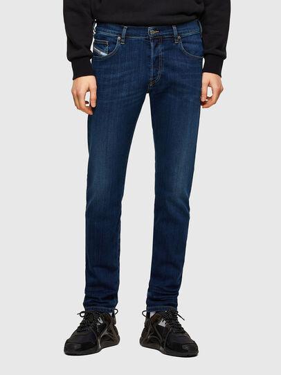 Diesel - D-Yennox 009ML, Bleu Foncé - Jeans - Image 1