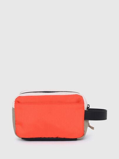 Diesel - POUCHUR, Blanc/Orange - Bijoux et Gadgets - Image 2