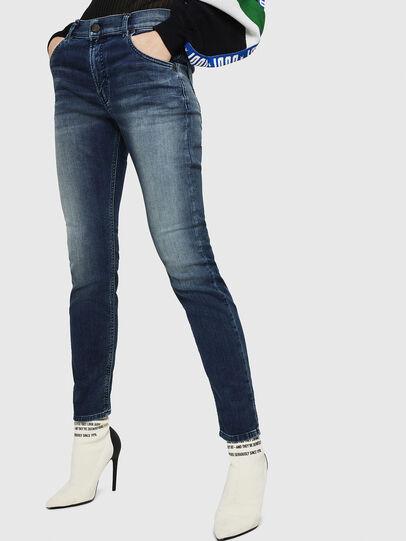 Diesel - Krailey JoggJeans 069HF, Dunkelblau - Jeans - Image 1