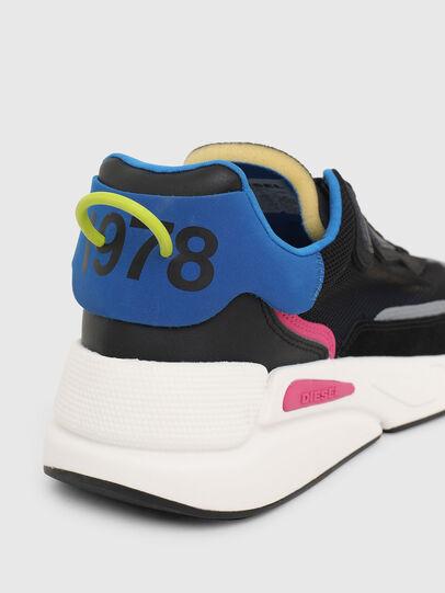 Diesel - S-SERENDIPITY SM, Nero/Blu - Sneakers - Image 5