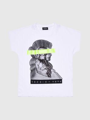 TSOLARIX MC, Weiß - T-Shirts und Tops