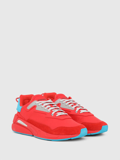 Diesel - S-SERENDIPITY LC, Rosso - Sneakers - Image 2