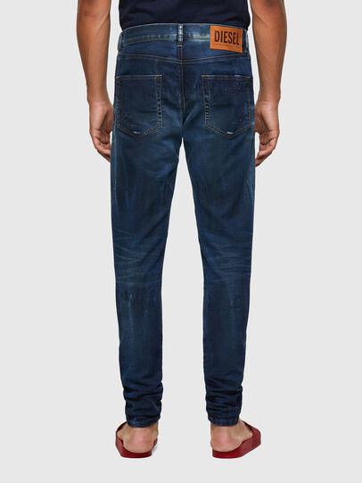 Diesel - D-Strukt JoggJeans® 069WR, Bleu Foncé - Jeans - Image 2