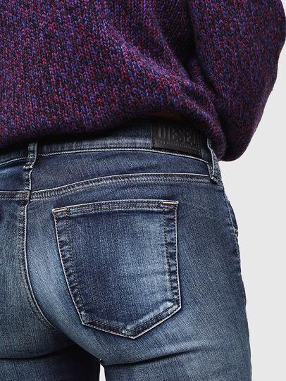 Diesel - D-Ollies JoggJeans 069IE, Dunkelblau - Jeans - Image 4