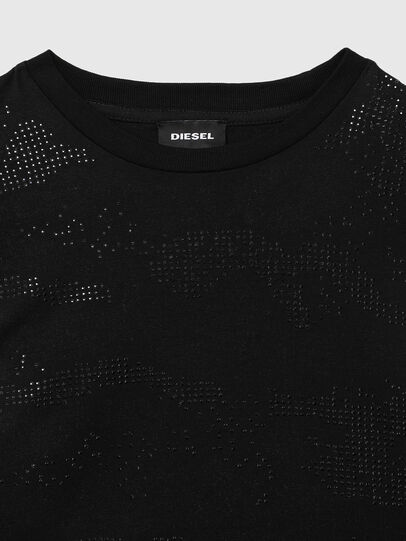 Diesel - TDARIAST, Nero - T-shirts e Tops - Image 3