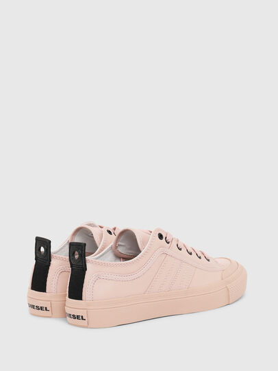 Diesel - S-ASTICO LOW LACE W, Rosa - Sneakers - Image 3
