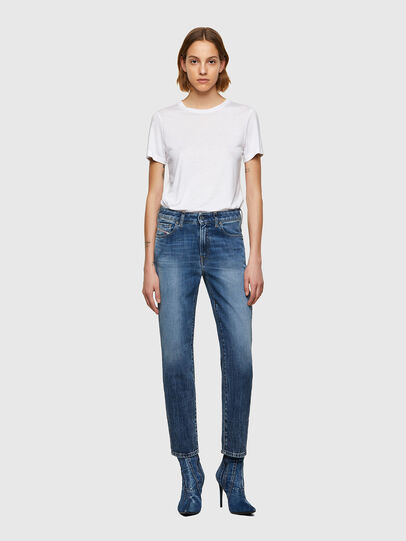 Diesel - D-Joy 009VY, Medium blue - Jeans - Image 5