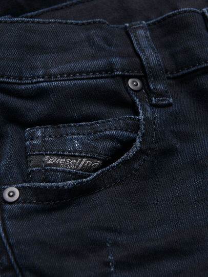 Diesel - BABHILA-J, Dunkelblau - Jeans - Image 3
