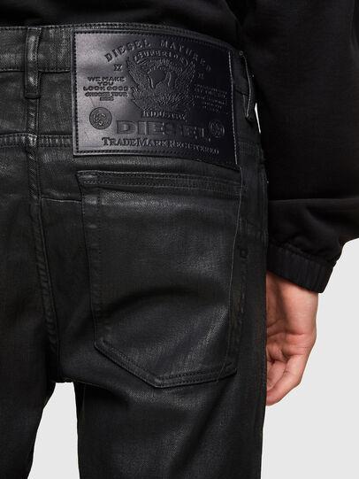 Diesel - D-Amny 009RA, Nero/Grigio scuro - Jeans - Image 4