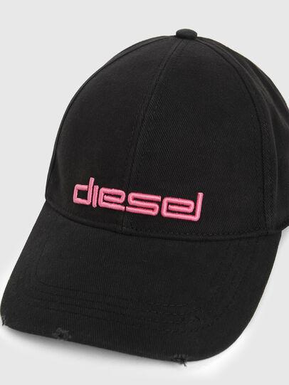 Diesel - DECHO, Noir/Rose - Chapeaux - Image 3