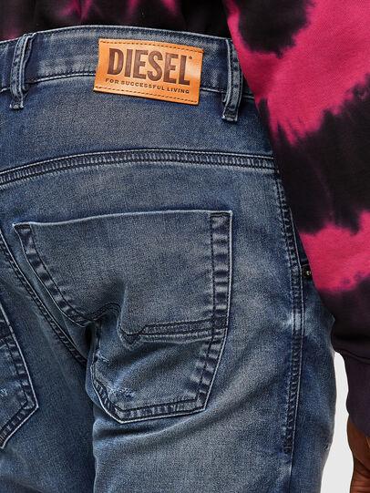 Diesel - Krooley JoggJeans® 069SL, Bleu Foncé - Jeans - Image 4