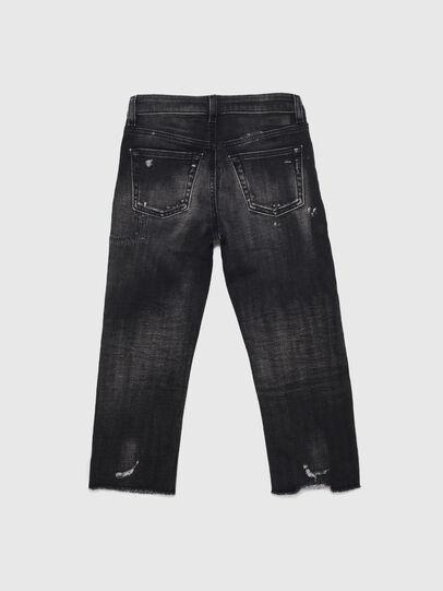 Diesel - ARYEL-J JOGGJEANS, Schwarz/Dunkelgrau - Jeans - Image 2