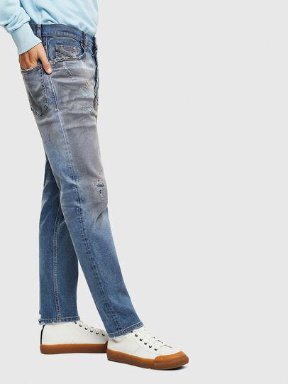 Diesel - D-Eetar 009BN, Mittelblau - Jeans - Image 5