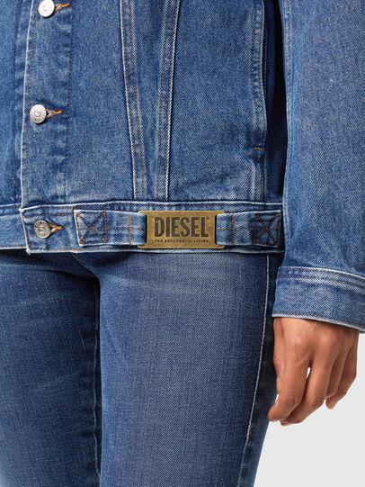 Diesel - NHILL-C1, Bleu moyen - Vestes en denim - Image 6