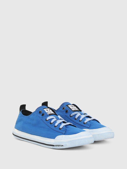 Diesel - S-ASTICO LOW CUT, Blu - Sneakers - Image 2