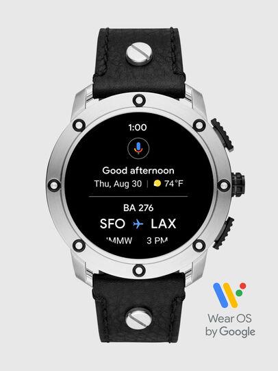 Diesel - DT2014, Schwarz/Silber - Smartwatches - Image 6