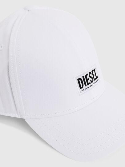 Diesel - CORRY, Blanc - Chapeaux - Image 3