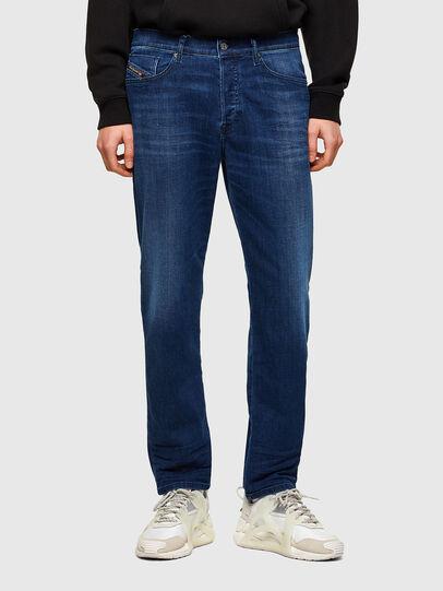 Diesel - D-Fining 069SF, Bleu Foncé - Jeans - Image 1